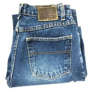 Ralph Lauren | Vintage High waist Flare Jeans Sz 8